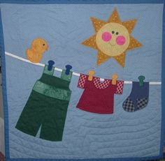 Be Sunny! / Photo Gallery / Quilts For Kids