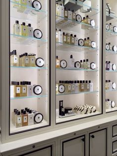 Love the Jo Malone display. #jomalone