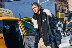 Tommy Ton Shoots the Best Street Style at the Fall '15 Shows / Binx Walton