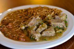 Pork in Green Sauce / Cerdo con Salsa Verde #mexicanfood #recipe #receta #pork #dinner