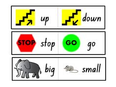 Antonym (Opposite) Puzzles by Little Miss Teacher. 27 puzzles = 54 puzzle pieces!