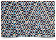 Hurtownia,alaAlkantara,tkaniny tapicerskie,materiały tapicerskie - Tkanina Barca nr 4350 ZYGZAK