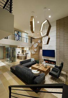 Summit Home by Cullum Homes Design   Interior   Pinterest   Home ...