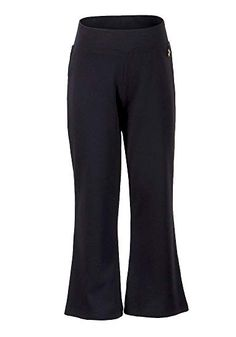 Junction 10 Girls Elasticated Waist Pull Up School Trousers Pull On Stretch Rib Trousers