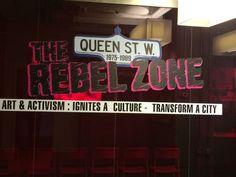 Looking Back at Torontos Radical 1980s Underground Art Scene...