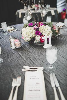 A Whimsical & Modern Purple Washington Wedding   Jacquelynn Brynn