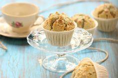 #Muffin al tè verde e cioccolato bianco #DersutMag