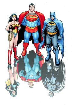 Bring back the True 52.  JLA by Frank Quietly