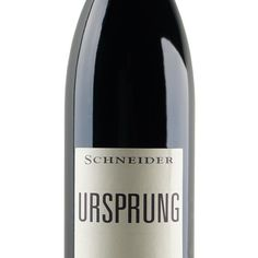 Redwine from Germany - Markus Schneider is the young wine Rebell from Ellerstad close to Fluvium Rhenum :-)