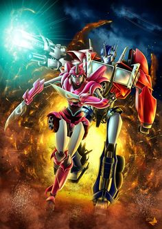 transformers by Sylvia Feer on ArtStation. Transformers Characters, Transformers Optimus Prime, Robot Concept Art, Robot Art, Fantasy Beasts, Marvel Comic Character, Marvel Legends, Geek Culture, Cartoon
