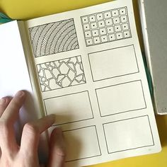 Nail Ideas Discover Pattern Doodle Ideas Timelapse Simple pattern ideas for bullet journal Doodle Art Drawing, Zentangle Drawings, Cool Art Drawings, Mandala Drawing, Zentangles, Easy Doodle Art, Doodle Art Designs, Doodle Patterns, Doodle Borders