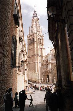 Toledo, Spain... Places I've been.