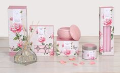 Cottage Rose via @thedieline