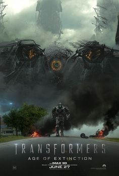 #Transformers [] Age of Extinction [] [2014] [] han one sheet [] http://www.imdb.com/title/tt2109248/?ref_=nv_sr_1 [] theatrical trailer ▶ http://www.youtube.com/watch?v=p56_y43UuEk [] tv spot # 6 ▶ http://www.youtube.com/watch?v=C8z1JneWix0 [] tv spot 'scream' ▶ http://www.youtube.com/watch?v=cd4am9YPM2s [] boxoffice take http://www.boxofficemojo.com/movies/default.htm?id=transformers4.htm [] #SCIFITYPE ▶ utopie [] feat #INVENTIONS ▶ nano #claytronic robotics [] feat #SPECIES ▶ #transformer…