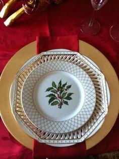 Kathe With an E: Christmas Table