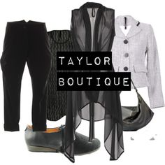 """""""Taylor Boutique Newmarket"""" by kate-greenslade on Polyvore"""