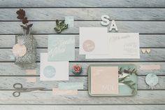 Sommerlich punkige Hochzeit in Pastellfarben von Hellbunt Events   Hochzeitsblog - The Little Wedding Corner