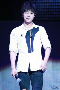 #MYUNGSOO #L #INFINITE || for more kpop, follow @helloexo