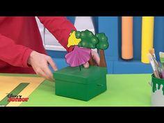 Art Attack - Pirates and Princesses Theme - Aurora Princess Box - Disney...