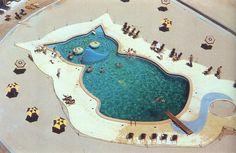 poolside by slim aarons