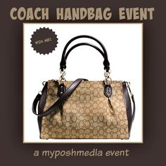 Enter to #WIN a Coach Signature Colette Carryall Handbag #Giveaway! (Worth $425) Ends 8/30