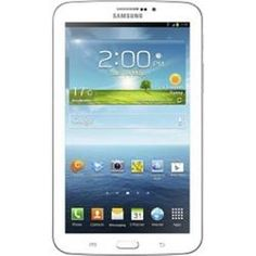 Samsung Galaxy 3 tablet in White  http://coolbreezeelectronicsstore.com/.. Want want want!!