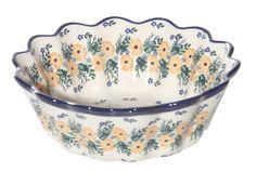 Beautiful bowl by Ceramika Artystyczna, Polish pottery!