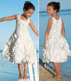 .love this for the little girls to wear but in different shades of purple and maybe blue