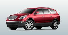 This WILL be my Mommy-Mobile! ~ Buick Enclave :)
