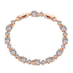 Adisaer Necklace for Women Girls 18k Gold PlatedBlack Gold Statement Necklace Multistrand Round Pendant CZ