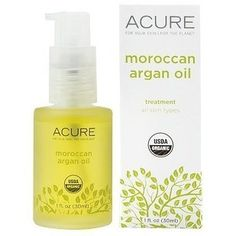 Acure Argan Oil, a lightweight and cruelty-free oil that's like a superfood for your skin. | 8 Life-Changing Things To Try In January