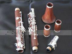 Auctiva Image Hosting  Clarinet-Rose Wood Wooden- Professional A Clarinet
