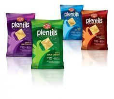 Plentils Snack Chips- peanut, tree nut, dairy, egg, wheat, soy, gluten free