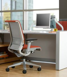 steelcase: cradle to crade and ergonomic office furniture