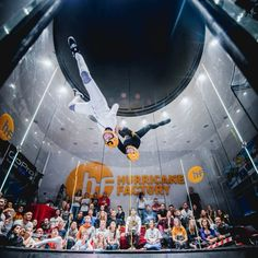 (1) Hurricane Factory (@HurricaneFac) | Twitter  Flying in the tunnel is not just fun to try out but you can also compete in the world competitions.