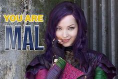 Which Disney Descendant Are You? - It's a wicked world out there. - Quiz