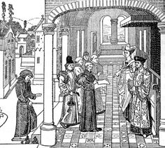 lots of printable coloring pages for the Middle Ages