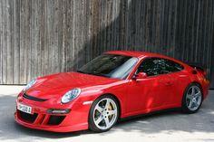 2009 RUF Porsche Rt 12 S