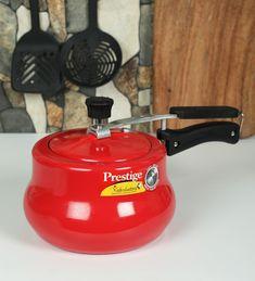 97fd1176b Buy Prestige Nakshatra Red Induction Base Aluminium Cooker