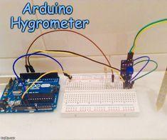 Arduino Hygrometer (Moisture Meter) Pt.1