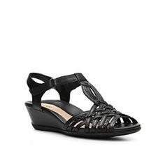 Earth Footwear Azalea Wedge Sandal