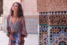 Coleção Riachuelo Verão 2016, fast fashion que trará muito boho, estilo de festival de música para o verão e com fotos feitas no Marrocos!