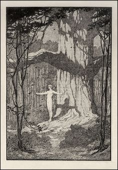 franklin booth painter with a pen - Google Search