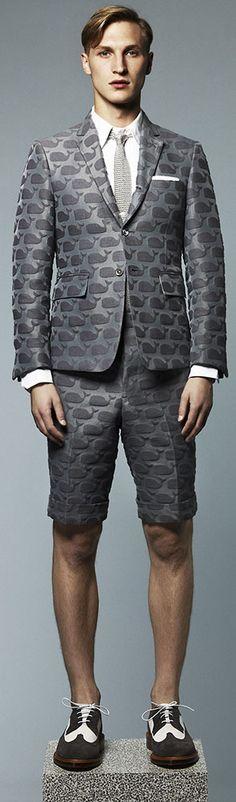 by Thom Browne (6). Cool pattern
