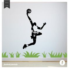 Vinilos Decorativos - Basket 2
