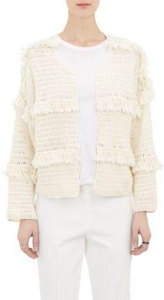 Pisco Sweater Jacket