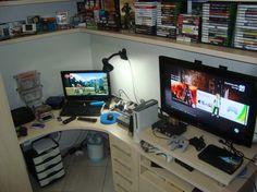 quarto gamer ps3 - Pesquisa Google