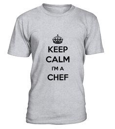 Keep Calm I M A Chef T-Shirt