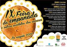 IX Feira da Empanada e Productos dos Ancares en As Nogais #feira #empanada #galicia