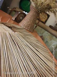 МК волшебных трубочек для плетения!